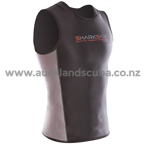 Mens Chillproof Vest Sharkskin