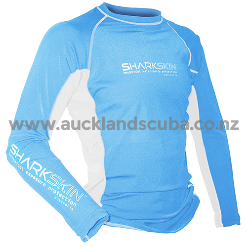 Blue RAPID DRY LONG SLEEVE