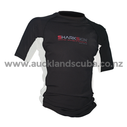 Black Rapid Dry Short Sleeve