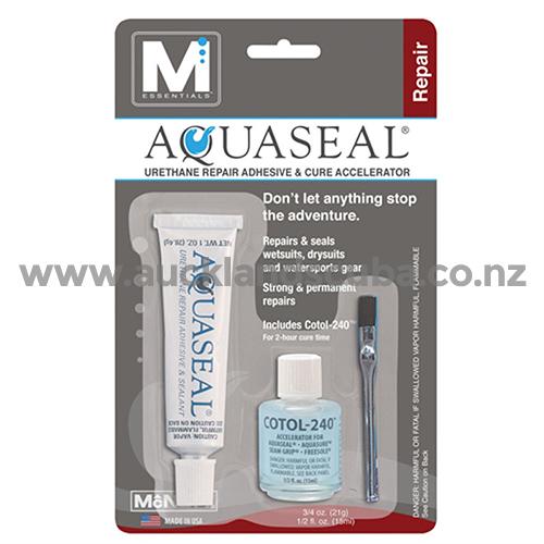 Aquaseal Adhesive & Cure Accelerator