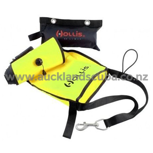 Marker Buoy with Sling Pouch