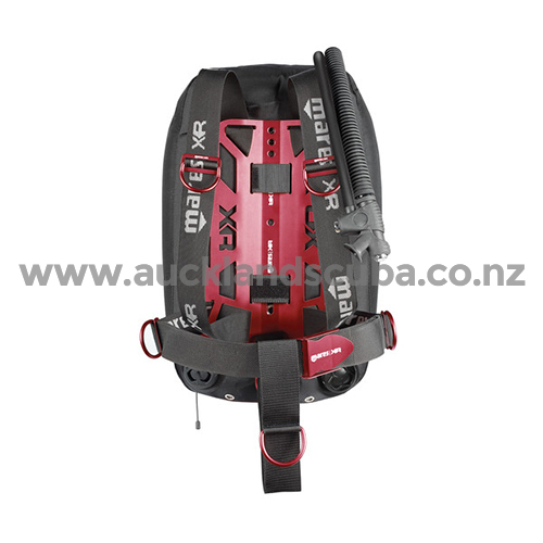 Red Devil Single Backmount Set