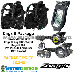 Zeagle Onyx II Package