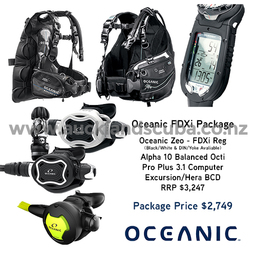 Oceanic FDXi Package
