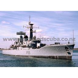 HMNZS Waikato Wreck