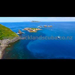 Mokohinau Islands