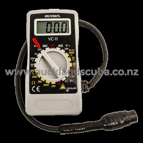 Bonex Capacity Meter