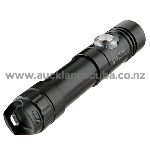 S11 1150lm Compact Dive Torch
