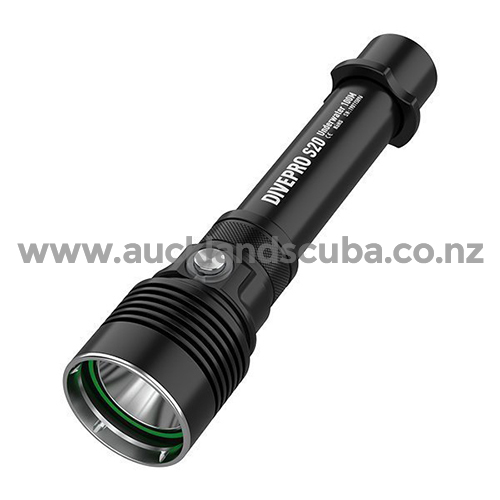 S20 2650lm Long Burn Torch