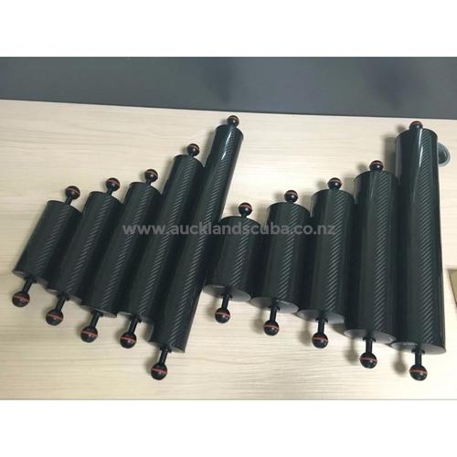 DivePro Carbon Fibre Floating Arm - 60mm Diameter x 15
