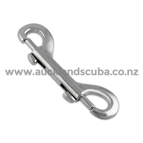 Hollis 316 Stainless Steel Double-Ended Bolt Snap - 115mm (4.5