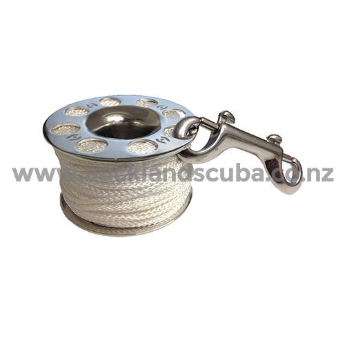 S/S Finger Spool (100' / 30')