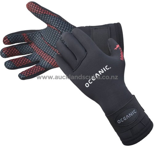 Oceanic Mako 5mm Dive Glove