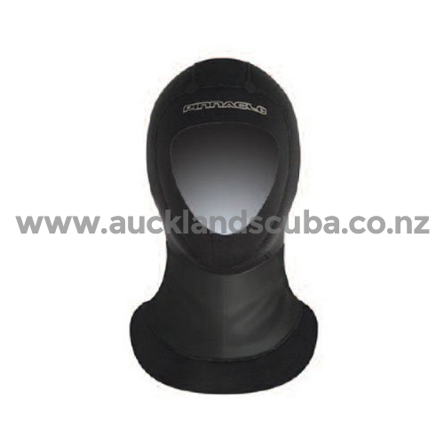 Pinnacle Wetsuit Hood 5mm Merino Lined