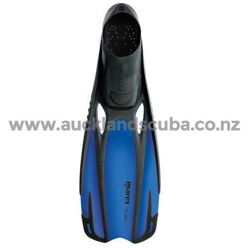 Mares Fluida Full Foot Snorkeling Fins