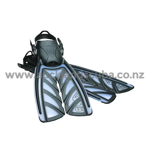 Oceanic Vortex V16 Split Fins