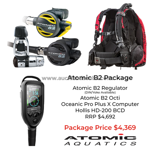 Atomic B2 Package