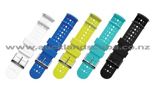 Oceanic Geo 4 Coloured Watch Straps