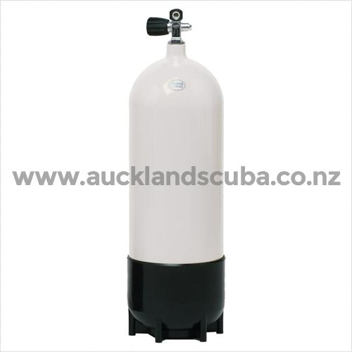 12.2L Dumpy Faber Steel Cylinder