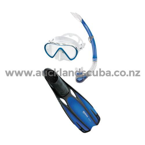 Mares Cobia Fluida Snorkeling Set