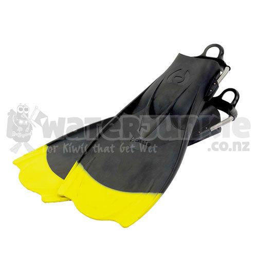 Hollis F1 - Yellow Bat Fins