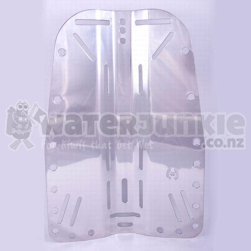 Backplate Stainless