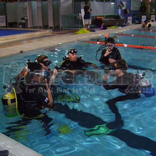 Learn to Dive Open Water Course