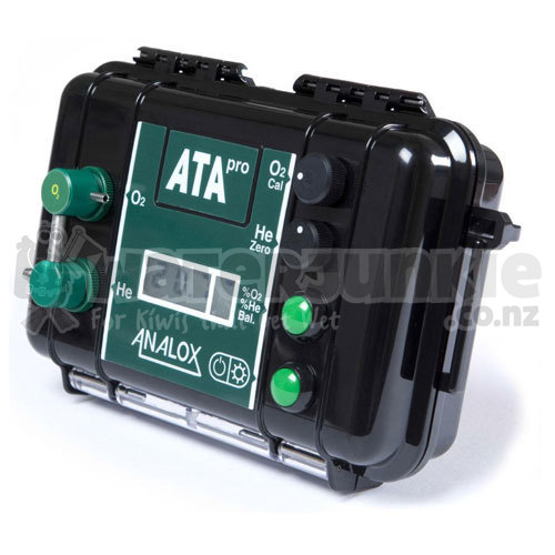ATA Pro Trimix/Nitrox