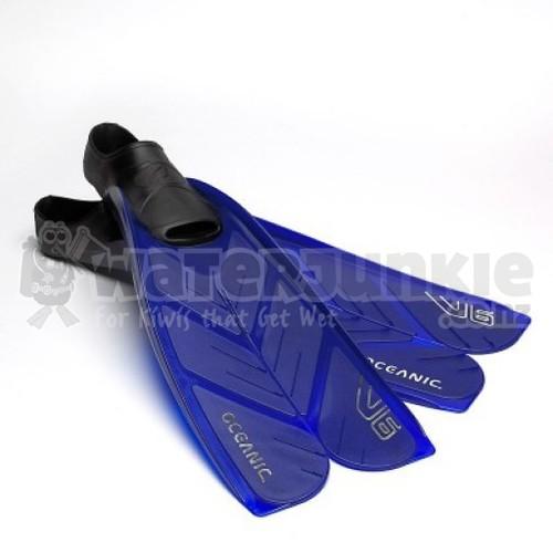 V6 Snorkel and Dive Fins