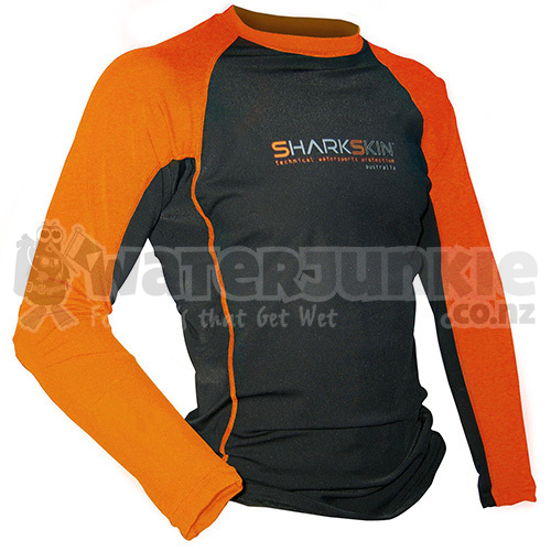 Orange RAPID DRY LONG SLEEVE