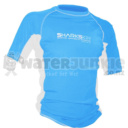 Blue Rapid Dry Short Sleeve