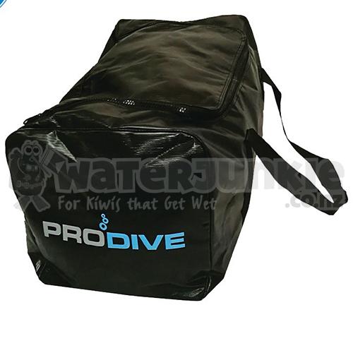 Vinyl Dive Bag