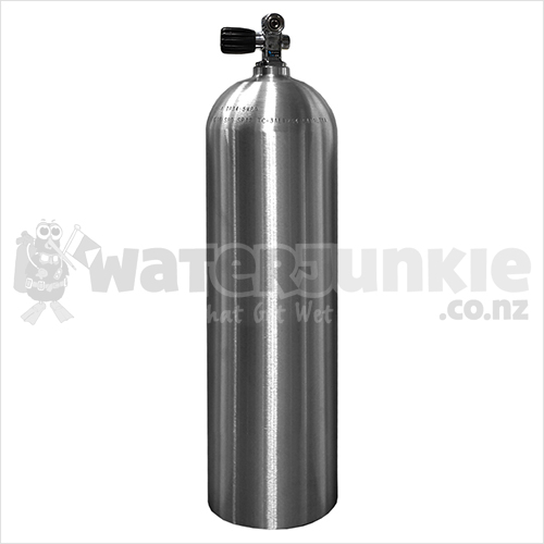 Aluminium 11.1L Cylinder *Includes Shipping