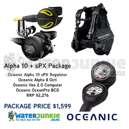 Alpha 10 + sPX Package
