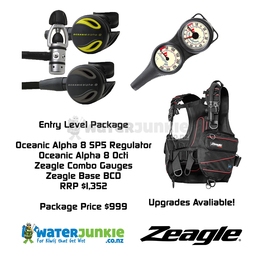 Entry Level Diver Package