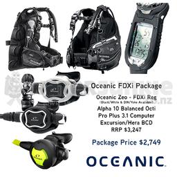 Oceanic FDXi Package