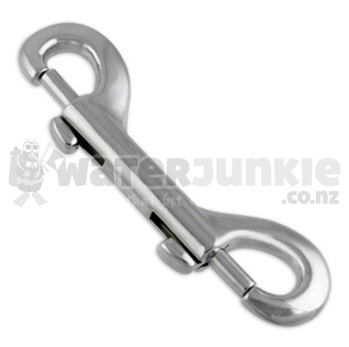 DivePro 316 Stainless Steel Double End Bolt Snap - 115mm