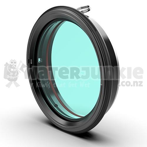 Ambient Light Filter - Cyan