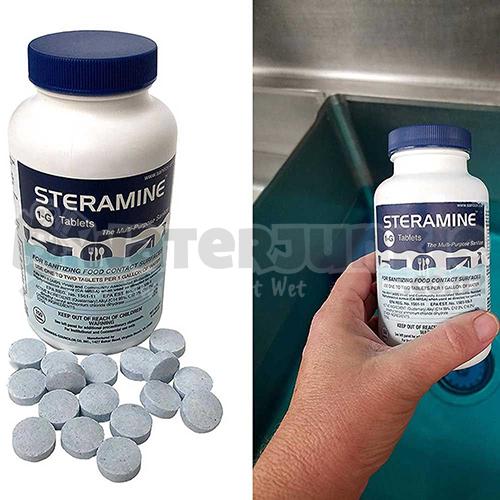 Steramine Tabs - 150