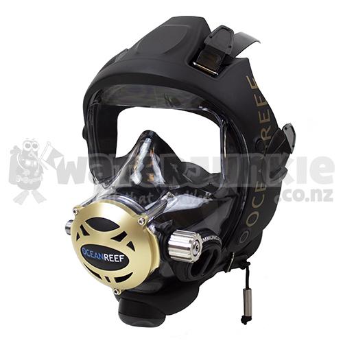 Ocean Reef Predator Extender Full Face Mask