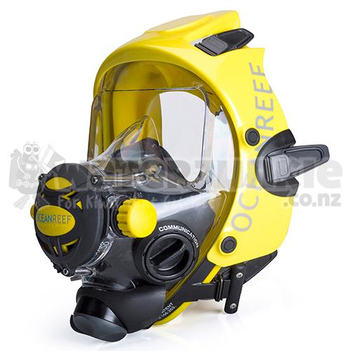 Ocean Reef Space Extender Full Face Mask (Multiple Colours)