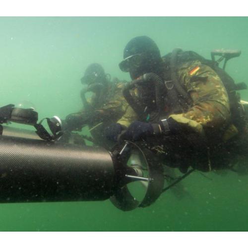 Diver Propulsion Vehicles