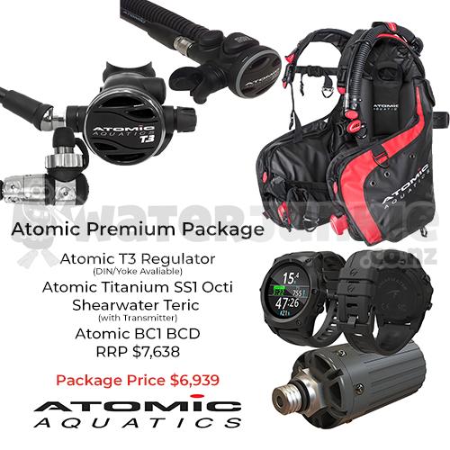 Atomic Premium Package