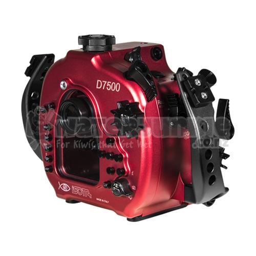 Isotta Nikon DSLR D7500 Housing