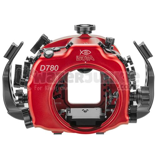 Isotta Nikon DSLR D780 Housing