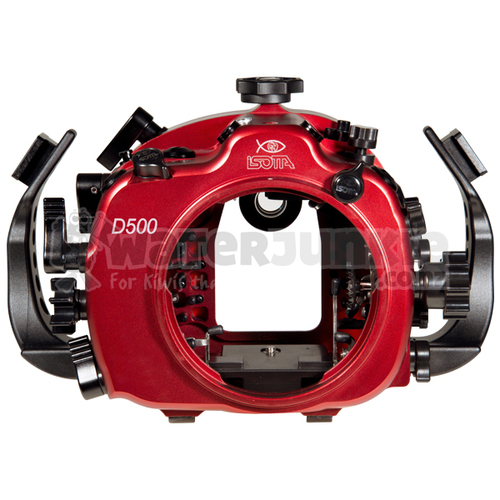 Isotta Nikon DSLR D500 Housing