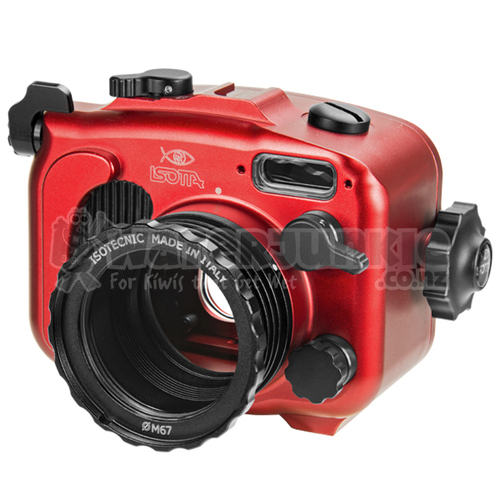 Isotta Canon G7X Housing