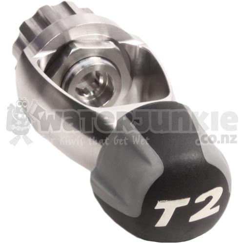 Atomic Titanium Din To Yoke Adapter