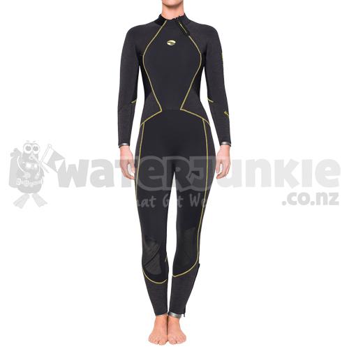 Bare 7mm Evoke Full Wetsuit Black