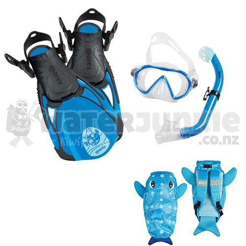 Mares Sea Pals Kids Snorkel Set